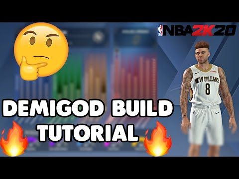 WHY I MADE MY BIG MAN A SF INSTEAD OF A CENTER - MOST FUN BIGMAN BUILD IN NBA 2K20
