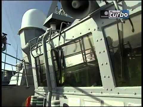 Super Máquinas - Grandes Navios - Discovery Channel