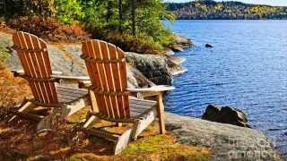 [Plastic Adirondack Chairs Offer Very High on Comfort] Video