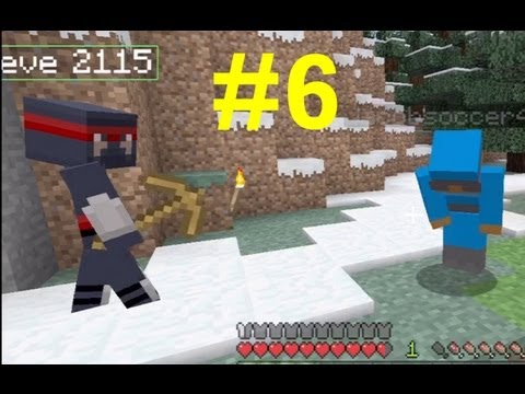 Minecraft Weekend Sunday! Funny Minecraft Gameplay Video | Violence Erupts at Real CTSG!