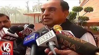 Pannerselvam is just a Panneer, AIADMK will Split : Swamy..