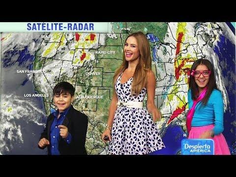 Baila y entérate del Weather con Ximena Córdoba