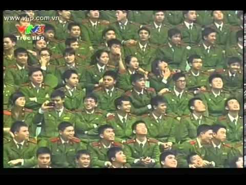 Hội Diễn Võ thuật Công An  Nhân Dân Việt Nam