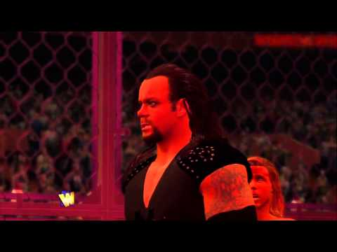 WWE Badd Blood: Shawn Michaels vs. The Undertaker - Hell in a Cell (WWE '13)