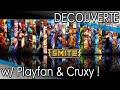 Découverte SMITE avec Playfan & Cruxy ! :D [rediff]