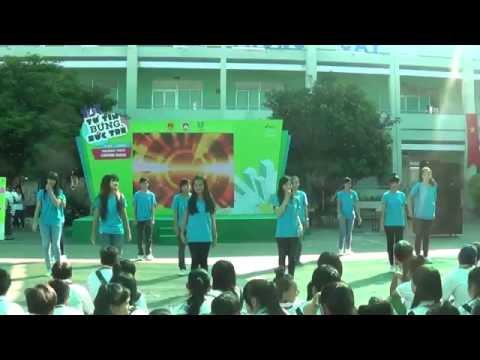 Trường THCS Chánh Hưng - Tiết mục 4 - Nhảy hiện đại