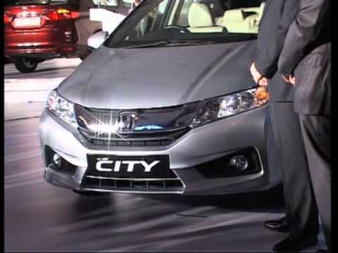 26 Nov, 2013 - Honda unveils its first diesel variant car in India
