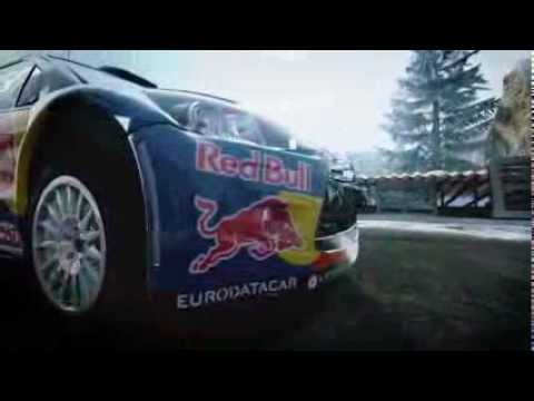 WRC 3: FIA World Rally Championship - Debut Trailer