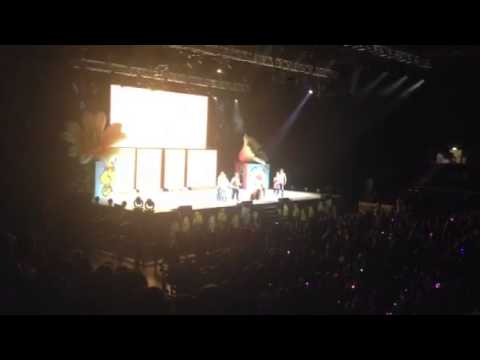 Cbeebies live show video 3