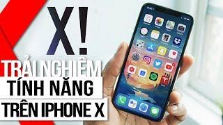 FPT Shop - Trải nghiệm các tính năng mới trên iPhone X