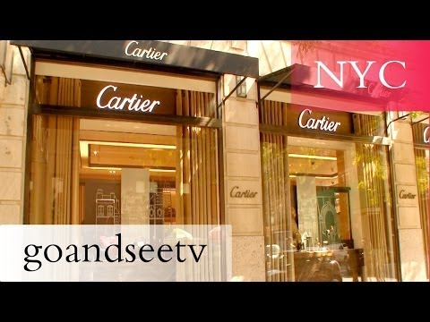 Madison Avenue Shopping and Sightseeing - New York City Travel Guide