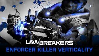 LawBreakers - The Enforcer Játékmenet