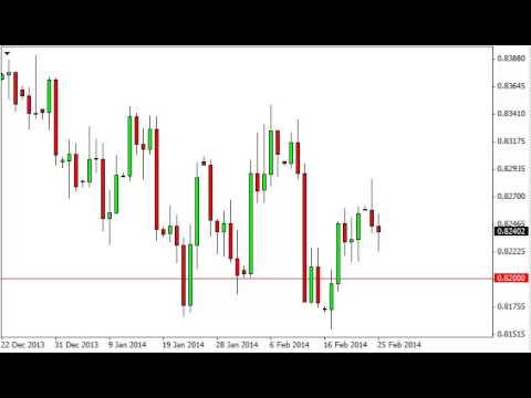 EUR/GBP Technical Analysis for February 26, 2014 by FXEmpire.com