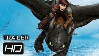 Cómo Entrenar A Tu Dragón 2 Trailer #3 Español