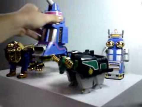 Hình ảnh trong video 5 anh em siêu nhân khủng long ss1 - tập
