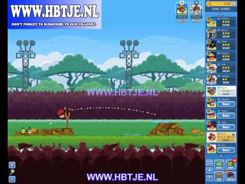 Angry Birds Friends Tournament Level 2 Week 80 (tournament 2) no power-ups