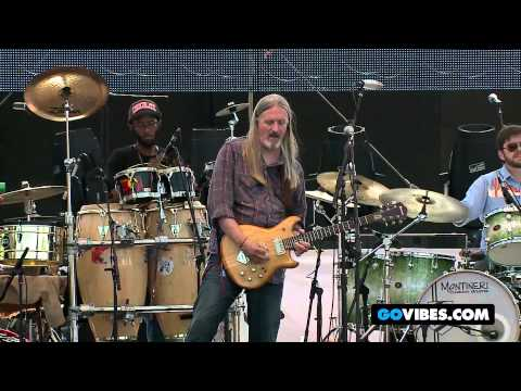 "Max Creek Performs Bob Dylan's ""Mozambique"" at Gathering of the Vibes Music Festival 2012"