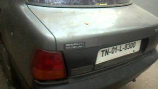 My Maruthi 1000 for sale