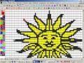 Como hacer programas de tejido con imagenes de internet