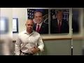 Veterans efforts force VA to hang Trump portrait