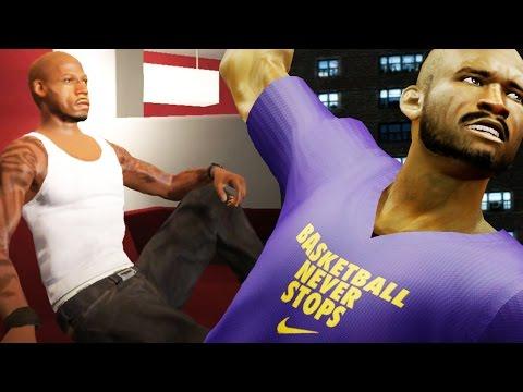 The NBA 2k16 Horsley My Career Story Ep. 7 of 10 - Rucker Park Legend! Bridges Has Demand for Lakers