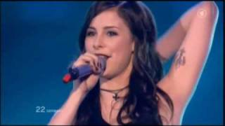 Winner of Eurovision Song Contest Final 2010