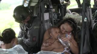 A Força Aérea Brasileira está presente na vida dos brasileiros 24 horas por dia, 7 dias por semana, o ano todo e em todas as regiões do País. Faz parte do dia a dia da população, por meio das várias atividades que realiza, como por exemplo, Missões Humanitárias.