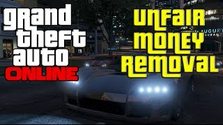 GTA 5 ONLINE: Was Rockstars Modded Money Removal Method