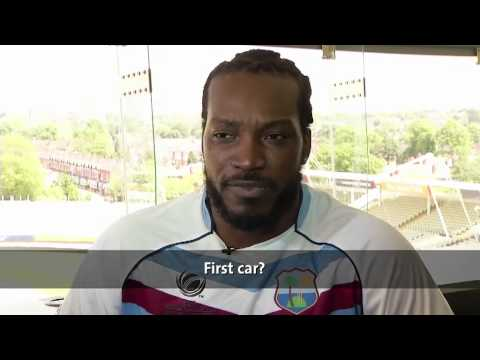 ICC Cricket 360 - Quickfire Questions with Chris Gayle