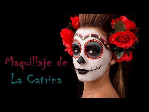 Maquillaje de La Catrina Paso a Paso