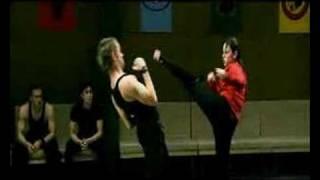 Akrep tekmesi - Scorpion Kick