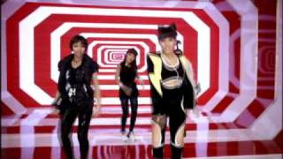 2ne1 - Fire (space version)