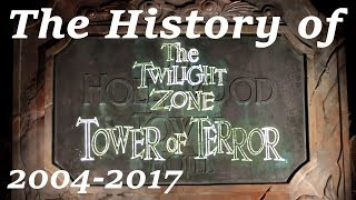 The History of & Changes to The Tower of Terror | Disney's California Adventure