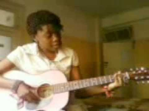 Blackamoor Malawi -  Not playing the guitar but rather playing with the guitar (2010)
