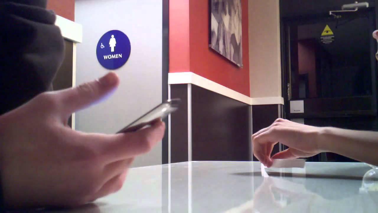 Girl fingering herself - YouTube