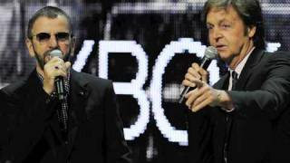 Ringo Starr And Paul McCartney Walk With You