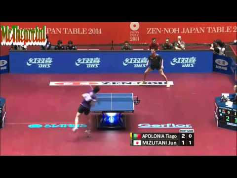 Table Tennis -