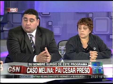 C5N - CHICHE EN VIVO: EL NOMBRE DEL PAI CESAR SURGIO DE ESTE PROGRAMA