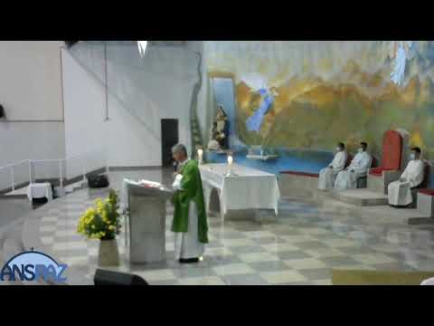Santa Missa | 26.06.2021 | Sábado | Padre Robson Antônio | ANSPAZ