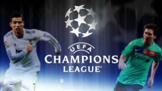 PES 2011 Soundtrack Ingame UEFA Champions League 4