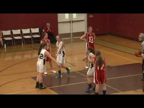 NCCS - Saranac Lake JV Girls 12-11-13