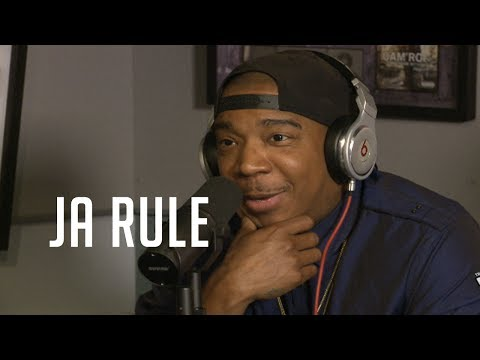 Ja Rule Claims That He Beatdown 50 Cent On Ebro In The Morning!!