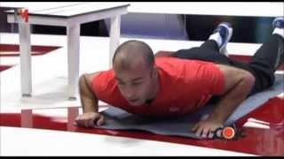علاج فيزيائي لإصابات العمود الفقري -  DMTV