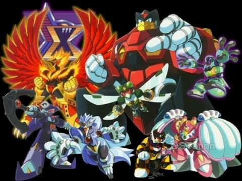 Megaman X6 - Final Stage