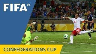 Japan 1:2 Mexico, FIFA Confederations Cup 2013