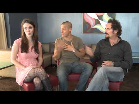 'Sons of Anarchy' Kim Coates and Theo Rossi Interview