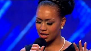 Rebecca Ferguson's X Factor Audition (Full Version) Itv