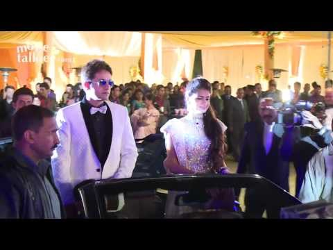 Celebs At The Lavish Wedding Reception Of Devhooti And Vikas Purohit - Miraj Group