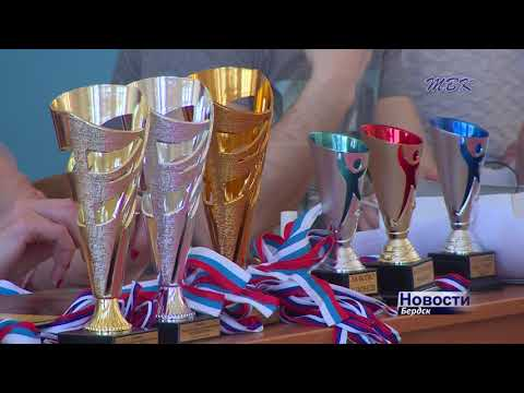 Открытый турнир, посвященный Дню Победы прошел в Бердске в выходные