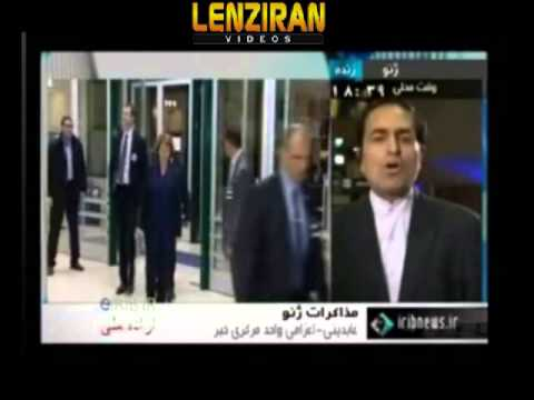 Iranian TV report on second day of nuclear talks with 5+1 on Thursday 5 December